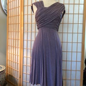 NWT plenty by Tracy Reese lavender dress size M
